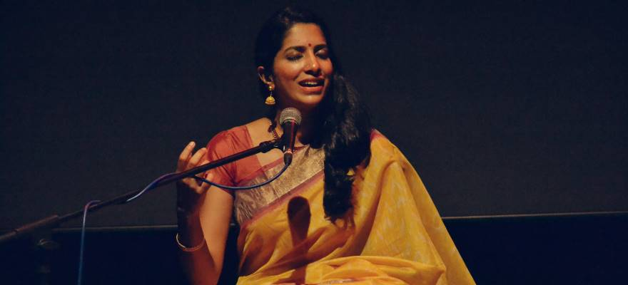 The Elegance of Carnatic Music, The Substation, Singapore